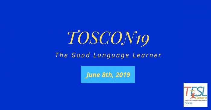 TOSCON 2019 Banner